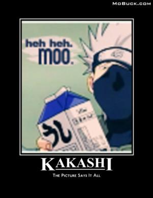 Kakashi poster 2 by KaoriSkywalker