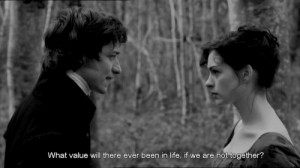 and White text quotes movie actress Pride and Prejudice james mcavoy ...