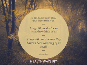 Quotes to make you think twice about aging - Ann Landers