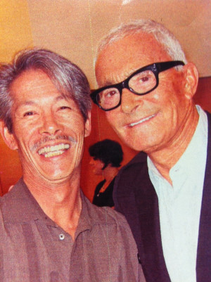 Vidal Sassoon: If We Didn't Look Good, He Didn't Look Good