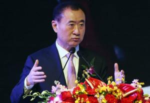 Wang Jianlin (Getty Images)