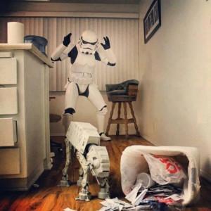 Título : Malo AT-AT! - Algo de humor Star Wars Por : Alonso Paredes ...