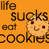 Cookie Quotes - cookies Icon