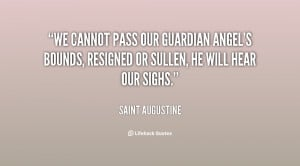 Quotes About Guardian Angels