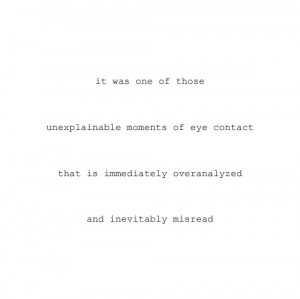 File Name : black-and-white-eye-contact-life-love-quote-simple-Favim ...