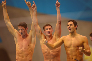 swimming olympics ryan lochte london 2012 Ricky Berens Conor Dwyer