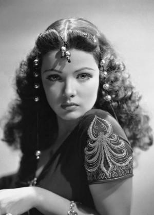 Hedy Lamarr Back to Hedy Lamarr