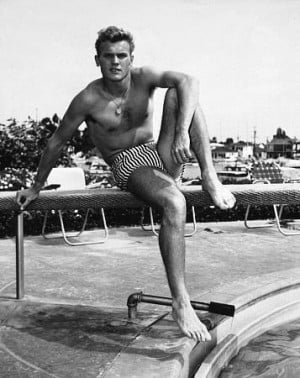 ... 1955 image courtesy mptvimages com names tab hunter tab hunter 1955
