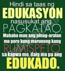 Gallery: quotes tagalog patama sa mga kaaway