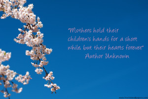 Mother's Day Inspired Quotes HD Wallpaper #3147