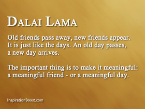 Dalai Lama Meaningful Quotes