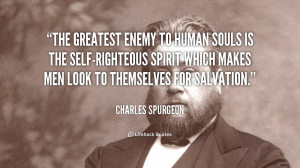 Self Righteous Quotes