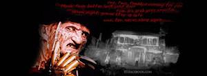 Freddy krueger...