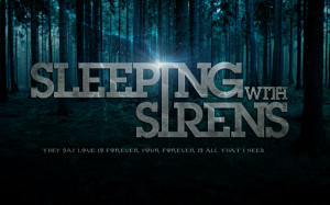 Sleeping With Sirens Wallpaper by fueledbychemicals