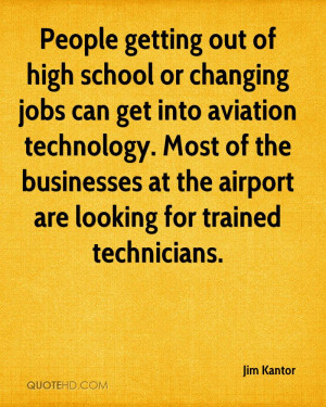People getting out of high school or changing jobs can get into ...