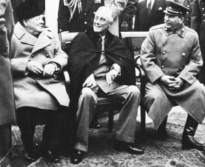 Leaders of World War 2 (Winston Churchill, Franklin Delano Roosevelt ...