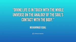To Touch The Soul Quotes
