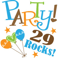 29 Rocks 29th Birthday