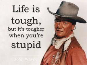 The John Wayne Mug! Now Available!
