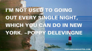 Poppy Delevingne quotes: top famous quotes and sayings from Poppy ...