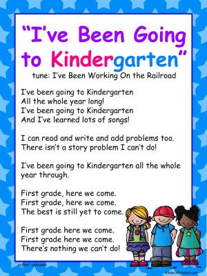 preschool graduation poems