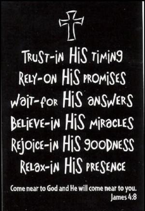 Get Close To God