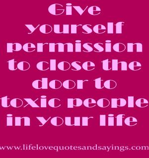 Toxic Quotes - BrainyQuote