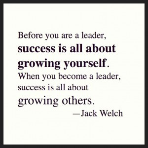 STAAK QUOTES: Growing Others