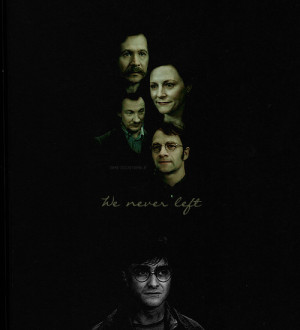harry potter why are you here all of you lily potter we never left ...