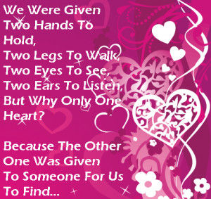 Romantic Quotes And Sayings For Her For Him For Girlfriend And Sayings ...