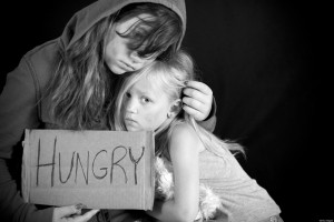 ... that child poverty in america is more widespread than at any time in