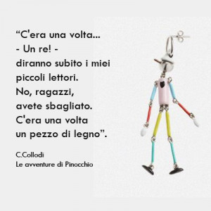 ... of wood. C. Collodi The Adventures of Pinocchio #pinocchio #quotes
