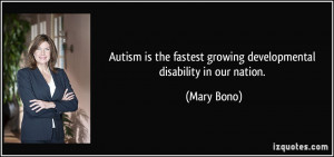 Developmental Disability Quotes