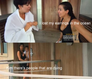 funny, joke, kardashian, kim kardashian, quote