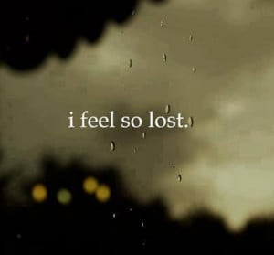 Feel So Lost