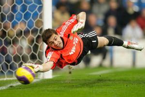 Iker Casillas nombrado Mejor Portero del Mundo en el año 2008