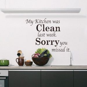 ... similar with Food Glorious Quotes Sayings in kitchen quotes topic