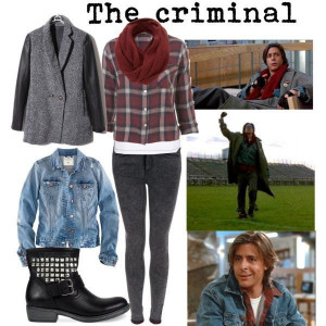 Style, Beautiful, John Bender Costume, Breakfast Club Clothes, Bender ...
