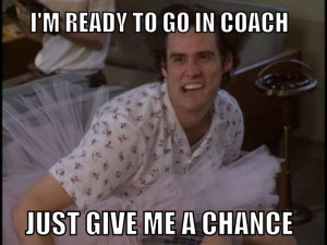 Ace Ventura: Pet Detective probably the best movie ever invented!