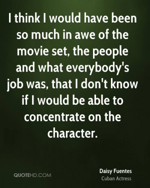 Daisy Fuentes Quotes