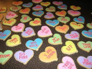 KidzWorld Kitchen: Valentine's Day Sugar