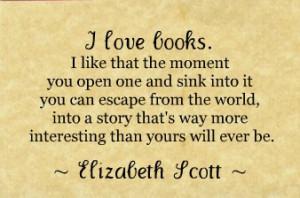 "love books"" | Books, Tea & M..."