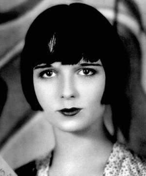 look-alike makeups: Louise Brooks
