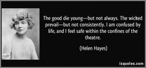 but not consistently i am confused by life and i feel safe within the ...