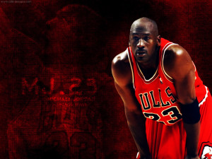 And speaking of Michael Jordan, this is still my all time favorite ...