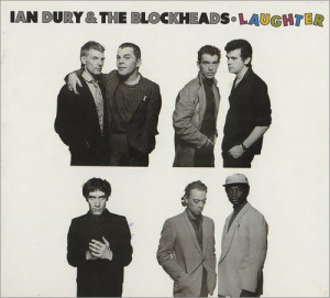 Ian Dury Laughter FRA CD ALBUM SEEZ30ID
