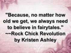 Okay since I just finished Rock Chick Revolution (Rock Chick#8) by ...
