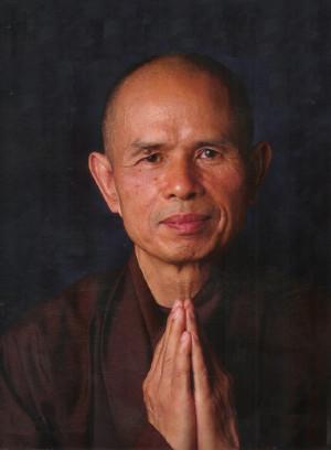 Featured Teacher: Thich Nhat Hanh