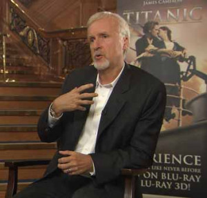 078264b200 james cameron titanic interview James Cameron Quotes