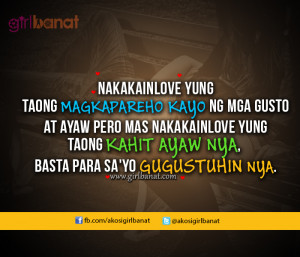 Tagalog Love Quotes Credited